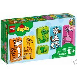 10885 MOJA PIERWSZA UKŁADANKA (My First Fun Puzzle) KLOCKI LEGO DUPLO Duplo