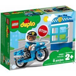 10900 MOTOCYKL POLICYJNY (Police Bike) KLOCKI LEGO DUPLO Kompletne zestawy