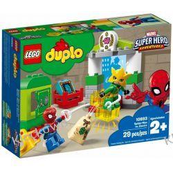 10893 SPIDER-MAN VS ELECTRO KLOCKI LEGO DUPLO Kompletne zestawy