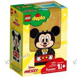 10898 MOJA PIERWSZA MYSZKA MIKI (My First Mickey Build) KLOCKI LEGO DUPLO Playmobil