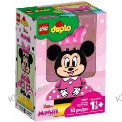 10897 MOJA PIERWSZA MYSZKA MINNIE (My First Minnie Build) KLOCKI LEGO DUPLO Dla Dzieci