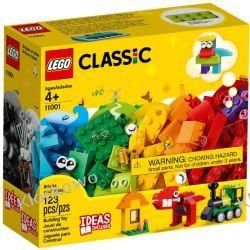 11001 KLOCKI + POMYSŁY (Bricks and Ideas) KLOCKI LEGO CLASSIC Dla Dzieci