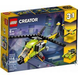 31092 PRZYGODA Z HELIKOPTEREM (Helicopter Adventure) KLOCKI LEGO CREATOR Dla Dzieci