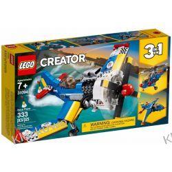 31094 SAMOLOT WYŚCIGOWY (Race Plane) KLOCKI LEGO CREATOR Dla Dzieci