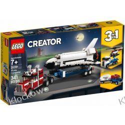 31091 TRANSPORTER PROMU (Shuttle Transporter) KLOCKI LEGO CREATOR