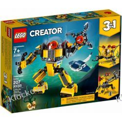 31090 PODWODNY ROBOT (Underwater Robot) KLOCKI LEGO CREATOR Dla Dzieci
