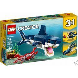 31088 MORSKIE STWORZENIA (Deep Sea Creatures) KLOCKI LEGO CREATOR Kompletne zestawy