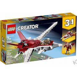 31086 FUTURYSTYCZNY SAMOLOT (Futuristic Flyer) KLOCKI LEGO CREATOR Dla Dzieci