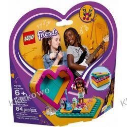 41354 PUDEŁKO W KSZTAŁCIE SERCA ANDREI (Andrea's Heart Box) KLOCKI LEGO FRIENDS Dla Dzieci