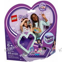 41355 PUDEŁKO W KSZTAŁCIE SERCA EMMY (Emma's Heart Box) KLOCKI LEGO FRIENDS Dla Dzieci