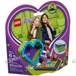 41358 PUDEŁKO W KSZTAŁCIE SERCA MII (Mia's Heart Box) KLOCKI LEGO FRIENDS Dla Dzieci