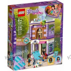 41365 ATELIER EMMY (Emma's Art Studio) KLOCKI LEGO FRIENDS Playmobil
