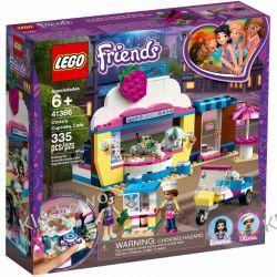 41366 CUKIERNIA Z BABECZKAMI (Olivia's Cupcake Cafe) KLOCKI LEGO FRIENDS Dla Dzieci