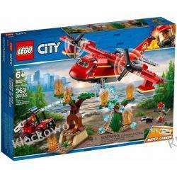 60217 SAMOLOT STRAŻACKI (Fire Plane) KLOCKI LEGO CITY