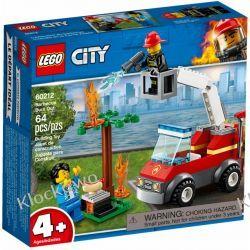 60212 PŁONĄCY GRILL (Barbecue Burn Out) KLOCKI LEGO CITY Playmobil