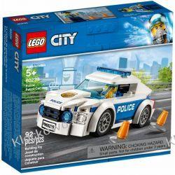 60239 SAMOCHÓD POLICYJNY (Police Patrol Car) KLOCKI LEGO CITY Playmobil