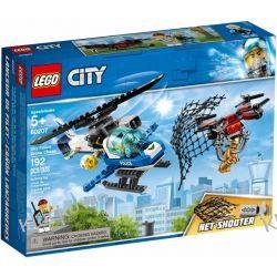 60207 POŚCIG POLICYJNYM DRONEM (Drone Chase) KLOCKI LEGO CITY Dla Dzieci