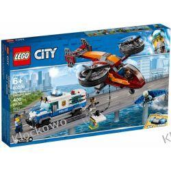 60209 RABUNEK DIAMENTÓW (Diamond Heist) KLOCKI LEGO CITY Dla Dzieci