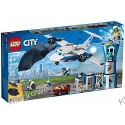 60210 BAZA POLICJI POWIETRZNEJ (Air Base) KLOCKI LEGO CITY Kompletne zestawy