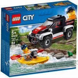 60240 PRZYGODA W KAJAKU (Kayak Adventurel) KLOCKI LEGO CITY Creator