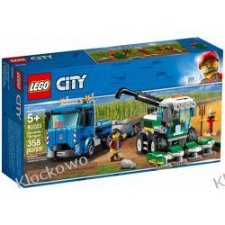 60223 TRANSPORTER KOMBAJNU (Harvester Transport) KLOCKI LEGO CITY Playmobil