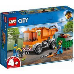60220 ŚMIECIARKA (Garbage Truck) KLOCKI LEGO CITY Kompletne zestawy