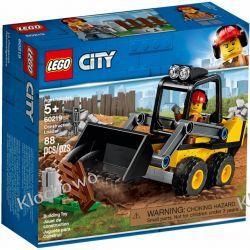 60219 KOPARKA (Construction Loader) KLOCKI LEGO CITY Minifigures
