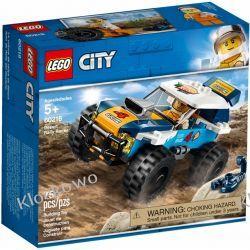 60218 PUSTYNNA WYŚCIGÓWKA (Desert Rally Racer) KLOCKI LEGO CITY Policja