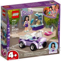 41360 MOBILNA KLINIKA WETERYNARYJNA EMMY (Emma's Mobile Veterinary Clinic) KLOCKI LEGO FRIENDS Friends
