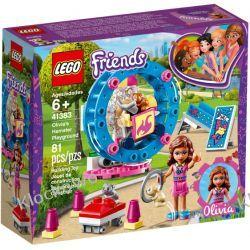 41383 PLAC ZABAW DLA CHOMIKÓW OLIVII (Olivia's Hamster Playground) KLOCKI LEGO FRIENDS