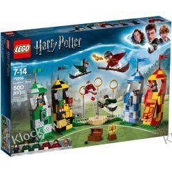 75956 MECZ QUIDDITCHA (Quidditch Match) KLOCKI LEGO HARRY POTTER Kompletne zestawy