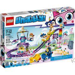 41456 PLAC ZABAW W KICIROŻKOWIE™ (Unikingdom Fairground Fun) KLOCKI LEGO UNKITTY Lego