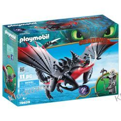 PLAYMOBIL 70039 ŚMIERCIOZUR I GRIMMEL - PLAYMOBIL DRAGON Creator