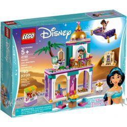 41161 PAŁACOWE PRZYGODY ALADYNA I DŻASMINY(Aladdin's and Jasmine's Palace Adventures) KLOCKI LEGO DISNEY PRINCESS Kompletne zestawy