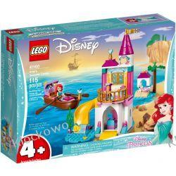 41160 NADMORSKI ZAMEK ARIELKI (Ariel's Castle) KLOCKI LEGO DISNEY PRINCESS Kompletne zestawy