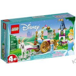 41159 PRZEJAŻDŻKA KARETĄ KOPCIUSZKA (Cinderella's Carriage Ride) KLOCKI LEGO DISNEY PRINCESS Lego