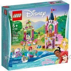 41162 KRÓLEWSKIE PRZYJĘCIE ARIELKI, AURORY I TIANY (Ariel, Aurora, and Tiana's Royal Celebration) KLOCKI LEGO DISNEY PRINCESS Friends