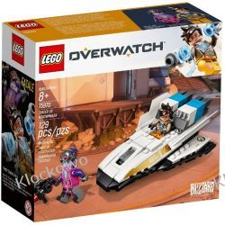 75970 SMUGA VS. TRUPIA WDOWA (Tracer vs. Widowmaker) - KLOCKI LEGO OVERWATCH Friends