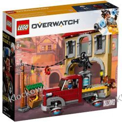75972 DORADO  - POJEDYNEK (Dorado Showdown) - KLOCKI LEGO OVERWATCH Kompletne zestawy