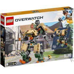75974 BASTION - KLOCKI LEGO OVERWATCH Kompletne zestawy