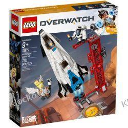 75975 POSTERUNEK GIBRALTAR (Watchpoint: Gibraltar) - KLOCKI LEGO OVERWATCH Dla Dzieci