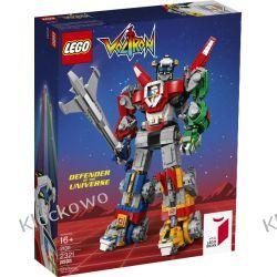 21311 VOLTRON KLOCKI LEGO IDEAS