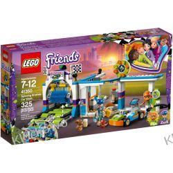 41350 MYJNIA SAMOCHODOWA (Spinning Brushes Car Wash) KLOCKI LEGO FRIENDS Dla Dzieci