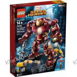 76105 HULKBUSTER : WERSJA ULTRON(The Hulkbuster: Ultron Edition)- KLOCKI LEGO SUPER HEROES  Friends