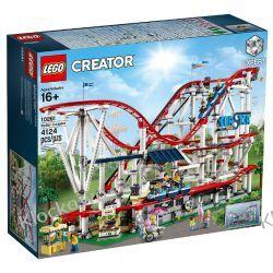 10261 KOLEJKA GÓRSKA (Roller Coaster) - KLOCKI LEGO EXCLUSIVE Dla Dzieci