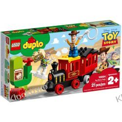 10894 POCIĄG Z TOY STORY KLOCKI LEGO DUPLO Dla Dzieci