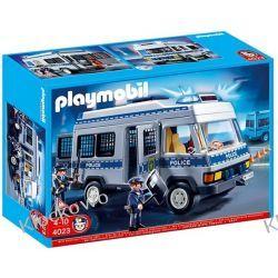PLAYMOBIL 4023 FURGONETKA POLICYJNA  Dla Dzieci
