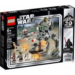 75261 MASZYNA KROCZĄCA KLONÓW (Clone Scout Walker – 20th Anniversary Edition 4) - KLOCKI LEGO STAR WARS  Kompletne zestawy