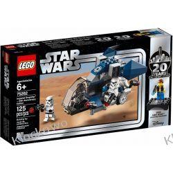 75262 STATEK DESANTOWY IMPERIUM (Imperial Dropship – 20th Anniversary Edition) - KLOCKI LEGO STAR WARS  Z zabawkami