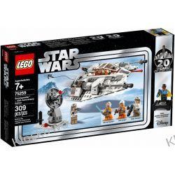 75259 ŚMIGACZ ŚNIEŻNY (Snowspeeder – 20th Anniversary Edition) - KLOCKI LEGO STAR WARS  Kompletne zestawy